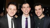 'Picnic' Opening Night — Chris Perfetti — Stephen Karam — Adam Chanler-Berat