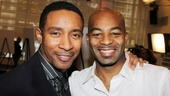 'Motown' Meet and Greet — Charles Randolph-Wright — Brandon Victor Dixon