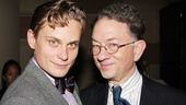 'Vanya and Sonia and Masha and Spike' Opening — Billy Magnussen — William Ivey Long