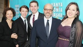 'Vanya and Sonia and Masha and Spike' Opening — Larry Hirschhorn