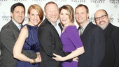 Vineyard Gala – March 18, 2013 – Michael Berresse – Susan Blackwell – Hunter Bell – Heidi Blickenstaff – Jeff Bowen – Larry Pressgrove