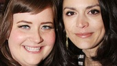 Hands on a Hardbody – Opening Night – Aidy Bryant – Cecily Strong