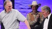 Hands on a Hardbody – Opening Night – Keith Carradine – Scott Wakefield - JD Drew