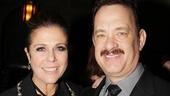'Lucky Guy' Opening — Rita Wilson — Tom Hanks