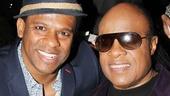'Motown' Family Night — Ryan Shaw — Stevie Wonder