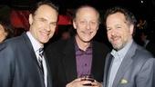 The Assembled Parties – Opening Night – Jonathan Walker – Mark Blum – David Costabile