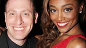 Pippin – Opening Night – Jeremy Katz – Patina Miller
