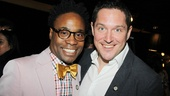 2013 Tony Nominee Brunch — Billy Porter — Bertie Carvel