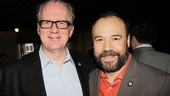 2013 Tony Nominee Brunch — Tracy Letts — Danny Burstein