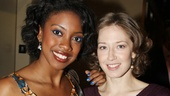 2013 Tony Nominee Brunch — Condola Rashad — Carrie Coon