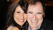 2013 Tony Nominee Brunch — Stephanie J. Block — Richard Kind