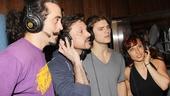 'Pippin' Cast Recording — Yannick Thomas — Brad Musgrove — Orion Griffiths — Olga Karmansky