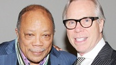 Quincy Jones at 'Motown' — Quincy Jones — Tommy Hilfiger