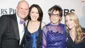 Tony Red Carpet- Stephen Kocis - Anna Louizos- Jill Furman - Robyn Goodman