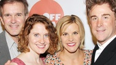 Off Broadway Alliance Awards – 2013 – George Dvorsky - Christiane Noll – Jenn Colella – Sal Viviano