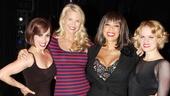 Christie Brinkley at Chicago -  Donna Marie Asbury - Christie Brinkley - Wendy Williams - Amy Spanger