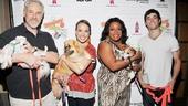 Broadway Barks 2013 — John Dossett — Kara Lindsay — LaVon Fisher-Wilson — Corey Cott