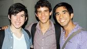 'Motown' Actors Fund — Andy Richardson — David Guzman — Aaron Albano