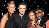 Romeo and Juliet – Opening Night – Tonya Lewis Lee – Orlando Bloom – Satchel Lee – Spike Lee