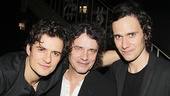 Romeo and Juliet – Opening Night – Orlando Bloom – David Leveaux – Conrad Kemp