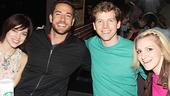 Flea Market 2013 – Krysta Rodriguez – Zachary Levi – Stark Sands – Annaleigh Ashford
