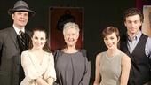 'Gentleman's Guide to Love & Murder' Press Day — Jefferson Mays — Lauren Worsham — Jane Carr — Lisa O'Hare — Bryce Pinkham