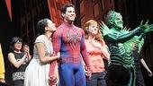 Spider-Man – Final Performance – Christina DeCicco – Jason Gotay – Rebecca Faulkenberry – Robert Cuccioli