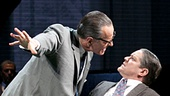 All The Way - Show Photos - Bryan Cranston - Robert Petkoff