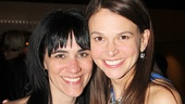 Violet Broadway opening - Leigh Silverman - Sutton Foster