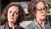Gillian Hanna as Eileen Osbourne & Ingrid Craigie as Kate Osbourne in The Cripple of Inishmaan