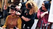 Beautiful - Backstage Photos - 4/14 - Carly Hughes - Alysha Deslorieux