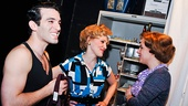 Beautiful - Backstage Photos - 4/14 - Jarrod Spector - Anika Larsen - Jessie Mueller