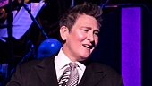 Special guest star K.D. Lang in After Midnight