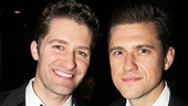 New York Pops Gala - Honoring Marc Shaiman and Scott Wittman - OP - 4/14 - Matthew Morrison - Aaron Tveit