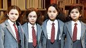 Show Photos - Matilda - Paige Brady - Ripley Sobo - Ava Ulloa - Gabriella Pizzolo