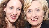 Beautiful - Backstage - Op - 7/14 - Jessie Mueller - Hillary Clinton