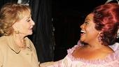 Cinderella – Barbara Walters Visit – OP – 9/14 – Barbara Walters – Sherri Shepherd
