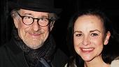 The Last Ship - Backstage - 12/14 - Steven Spielberg - Sally Ann Triplett