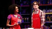 Nicolette Robinson as Astrolass & Matt Doyle as Trey Swieskowski in Brooklynite