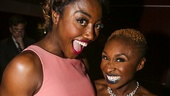 The Color Purple - Opening - 12/15 - Patina Miller and Cynthia Erivo