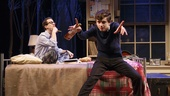 David Potters as Austin and Timothee Chalamet as Jim Quinn in Prodigal Son.