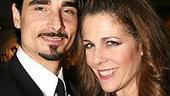 Photo Op - Chicago 10th Anniversary - party - Kevin Richardson - Rita Wilson