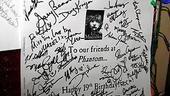 Photo Op - 19th Anniversary of Phantom - LeMiz card