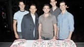 Jersey Boys 2,000th Performance – Matt Bogart – Cory Grant – Jarrod Spector – Ryan Jesse – Dominic Nolfi