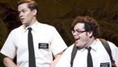 Show Photos - The Book of Mormon - Rema Webb - Andrew Rannells - Josh Gad