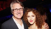 <i>Follies</i> opening night – Eric Schaeffer – Bernadette Peters