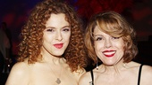 <i>Follies</i> opening night – Bernadette Peters – sister