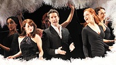 'Chicago' Debut – Marco Zunino and cast