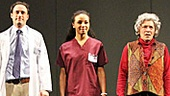 Cynthia Nixon Opening Night of Wit – Pun Bandhu – Jessica Dickey –Michael Countryman – Greg Keller – Carra Patterson – Suzanne Bertish – Zachary Spicer – Chike Johnson