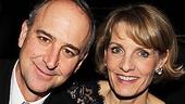 Cynthia Nixon Opening Night of Wit – Michael Countryman – Wife